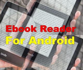 Aplikasi Ebook Reader Untuk Android Gratis Terbaik Bahasa Indonesia