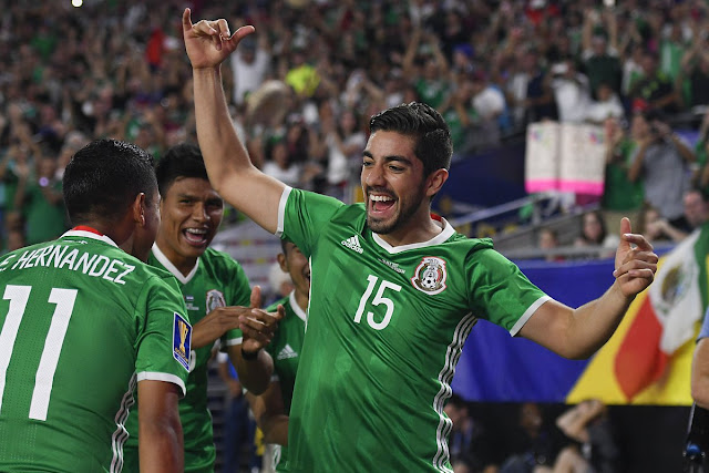México venció 1-0 a Honduras