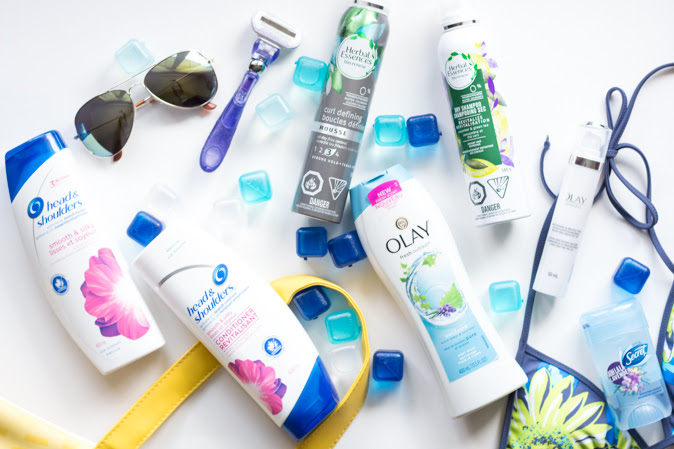 summer savvy p&g new summer 2017 beauty products