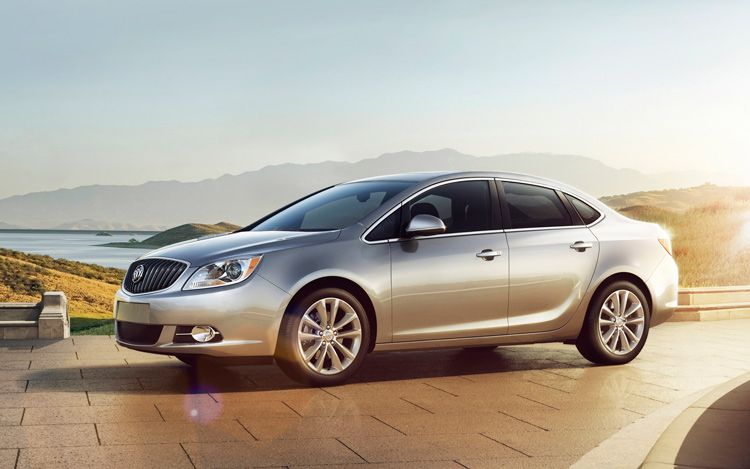 cars model 2012: 2012 Buick Verano