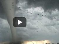 Video - Ketika Berdoa Kepada Yesus, Tornado Ini Langsung Lenyap, Asli Mujizat Nyata