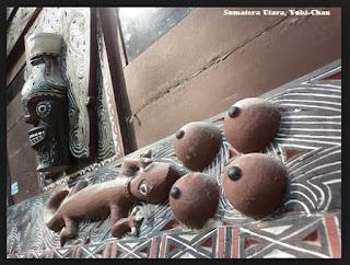 Desain Bentuk dan Ornamen Rumah Adat Sumatera Utara di Indonesia dan Penjelasannya