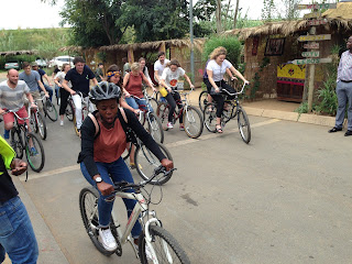 Soweto Bicycle Tours