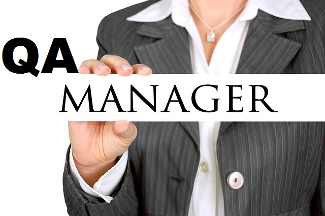 Image result for qa manager