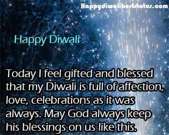 Diwali Wishes Sms 2017