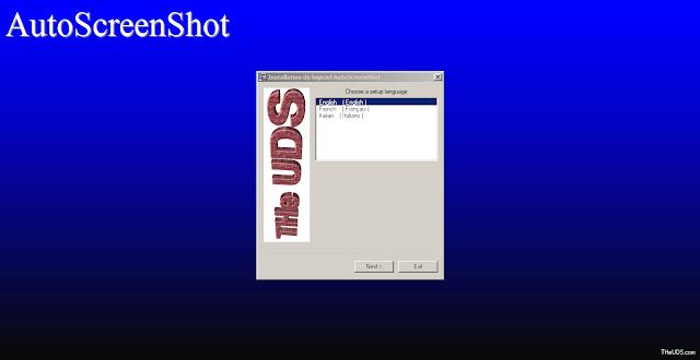 كيف تراقب حاسوبك أثناء غيابك مع برنامج AutoScreenShot