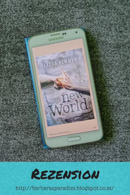 Buchrezension #180 New World Chronik 1: This New World von Laura Newman