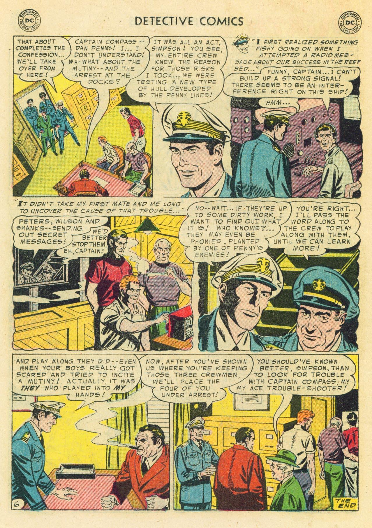 Detective Comics (1937) 224 Page 21