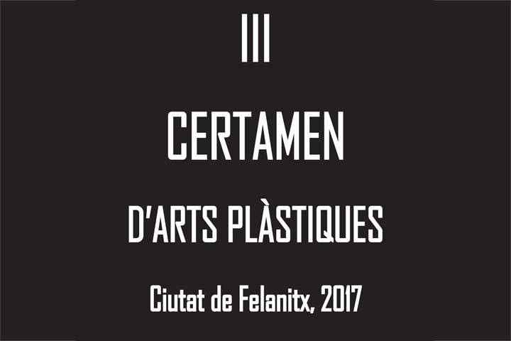 III Certamen de Artes Plásticas, Ciudad de Felanixt