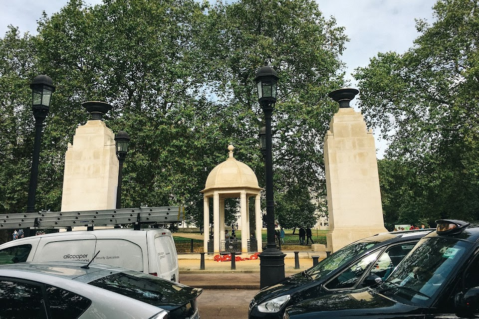 Commonwealth Memorial Gates