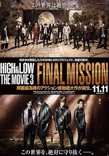 Download Film High & Low The Movie 3 : Final Mission (2017) Subtitle Indonesia