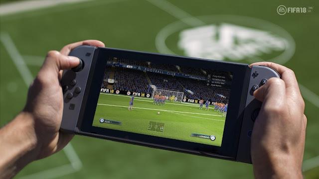 FIFA 18 en Nintendo Switch costará 10 euros menos que en otras plataforma