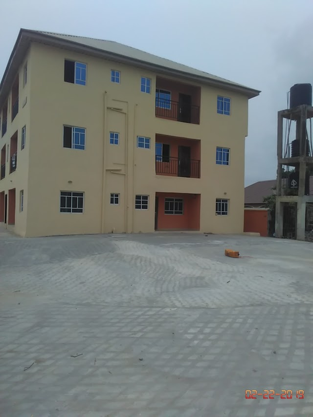 2 Units of 2 Bedroom Flats for Rent in Abijo G. R. A. Lagos