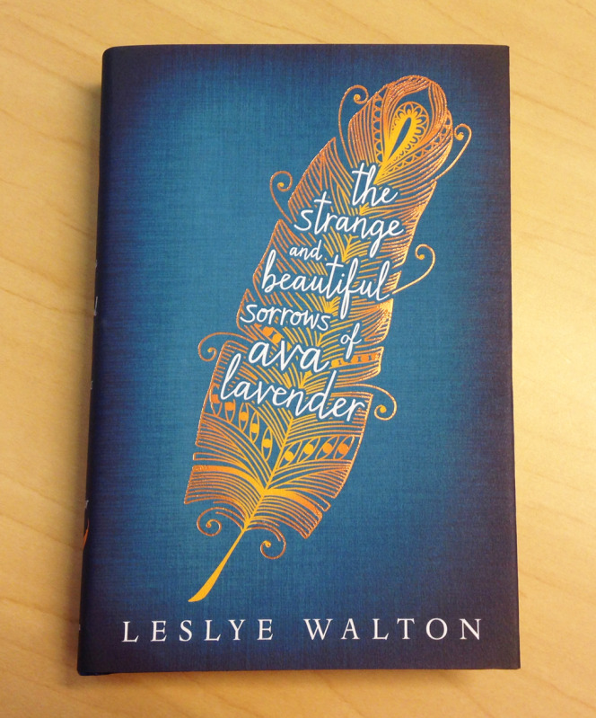 Photo of The Strange and Beautiful Sorrows of Ava Lavender  by Leslye Walton