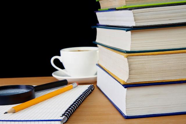 قراءة عدد كبير من الكتب