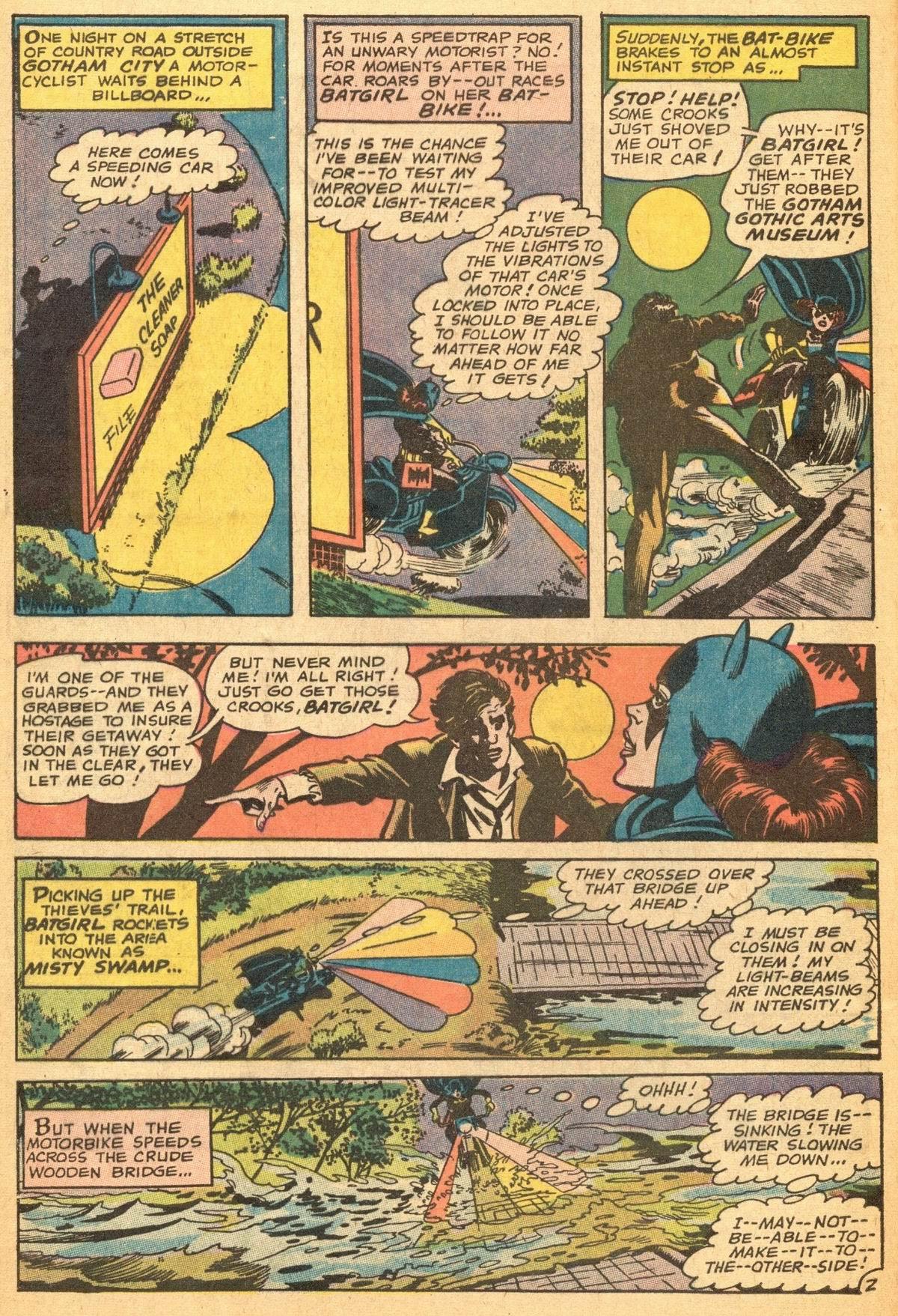 Detective Comics (1937) 369 Page 3