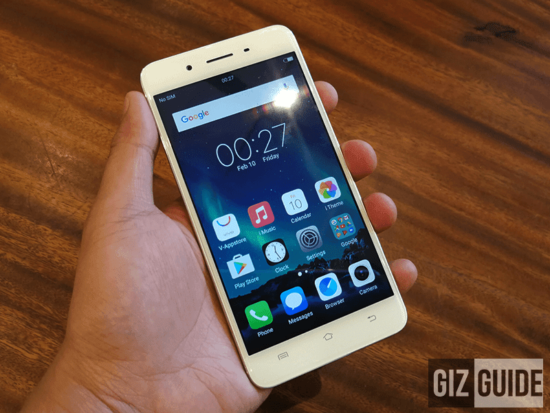 Vivo Y55s Review: Good Battery Life In A Small Package