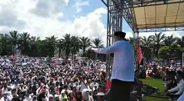 Kesepakatan Tabligh Akbar Garut: Pilih Pemimpin Jawa Barat yang Siap Bela Islam