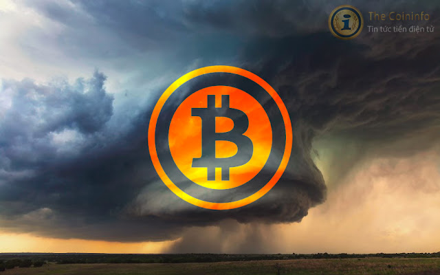 Khi nào thì hết cơn bão thị trường Crytocurrency ? Các giải pháp chống đỡ trong thời điểm bão xảy ra