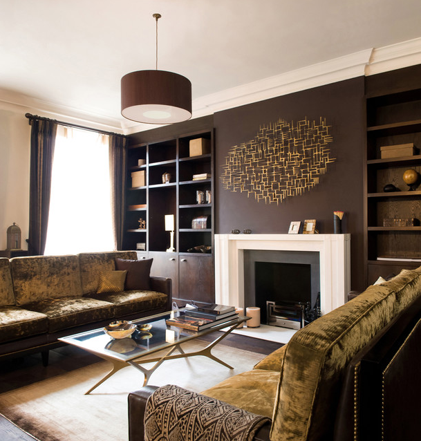 Houzz Fireplace Ideas: FOCAL POINT STYLING: 20 FIREPLACE DESIGN IDEAS TO CREATE