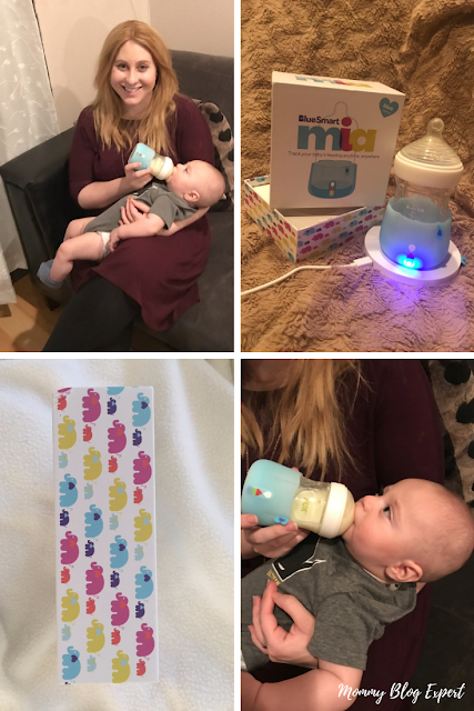 Baby Feeding Tech Gadget for New Moms