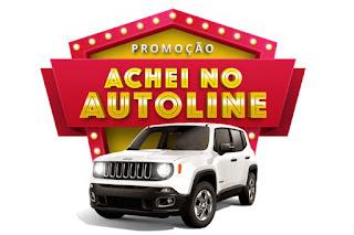 Cadastrar Promoção Achei no Autoline 2016 Jeep Renegade