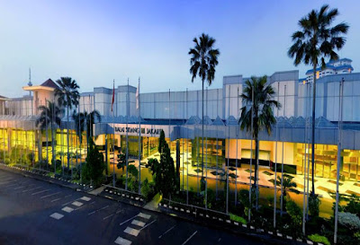 Alamat JCC (Jakarta Convention Center) Senayan
