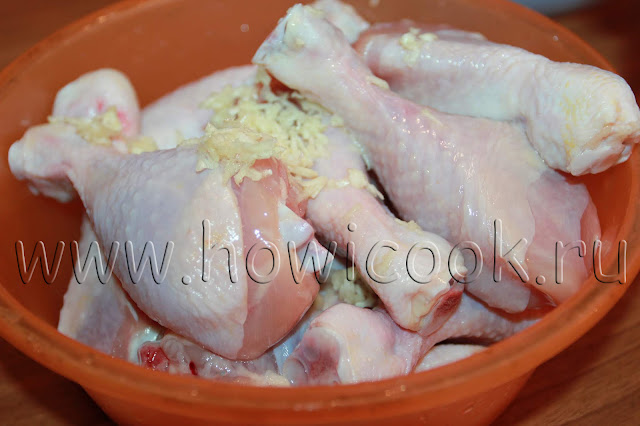 рецепт шашлыка с копченой паприкой с пошаговыми фото