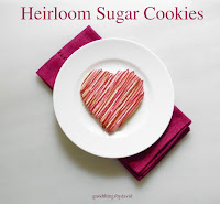 Heirloom Sugar Cookie Recipe