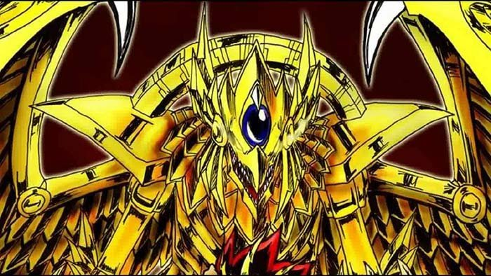 The Winged Dragon of Ra