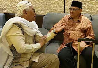 Habib Quraish Shihab di Mata Gus Mus