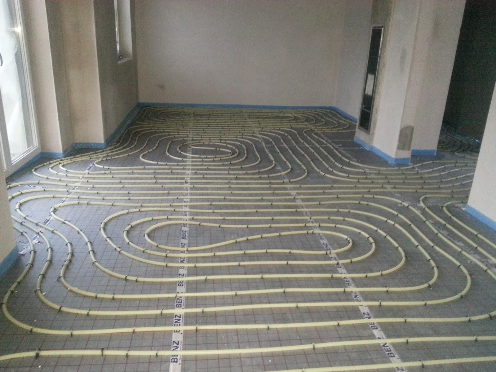 Fußbodenheizung Holzboden Aufbau | Die schönsten Einrichtungsideen