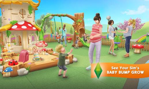 The Sims FreePlay Mod Apk Full
