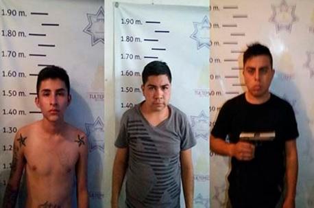 Edomex, delincuentes, meganoticias