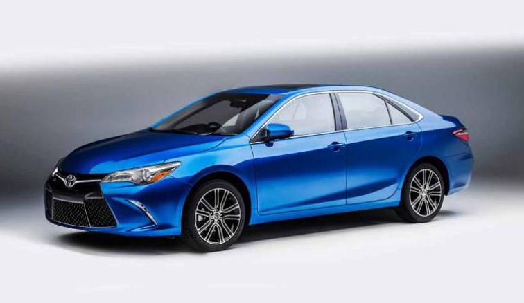 2020 Toyota Camry Trim Comparison