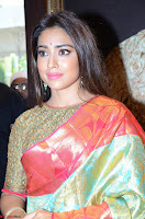 Shriya Saran Looks Stunning in Silk Saree at VRK Silk Showroom Launch Secundrabad ~  Exclusive 107.JPG