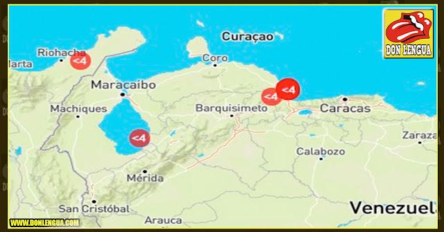 Continúan presentándose sismos y réplicas en Carabobo durante toda la noche