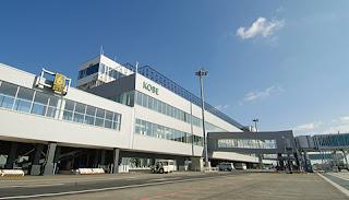 Kobe Airport, Hyogo