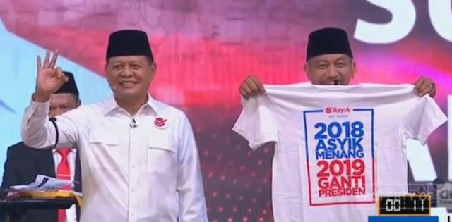 Aksi Kaus Sudrajat-Syaikhu Berpotensi Raup Suara Swing Voters