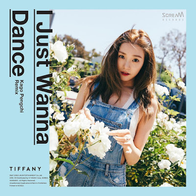 SNSD Tiffany I Just Wanna Dance English Remix