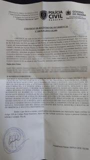 Vítima de violência psicológica tem BO negado pela Delegacia da Mulher na Paraíba