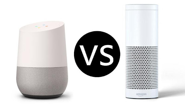 Amazon Echo vs Google Home: How the smart speakers compare