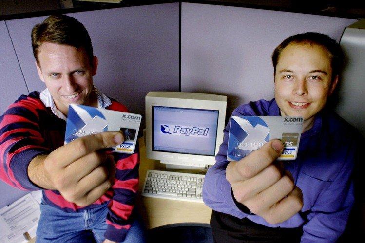 Илон Маск и X.com