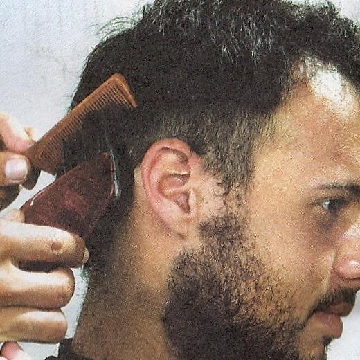 Como hacer cortes de pelo en hombres