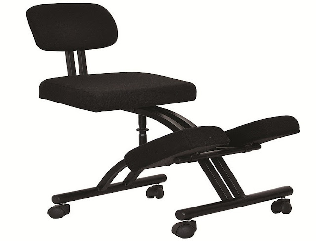 best buy ergonomic kneeling office chair with back for sale cheap