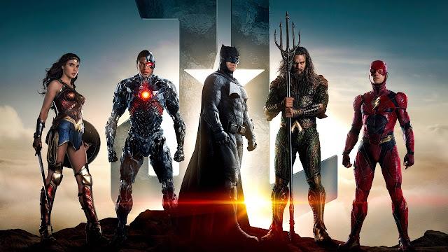 Resultado de imagem para liga da justiça trailer premiere line
