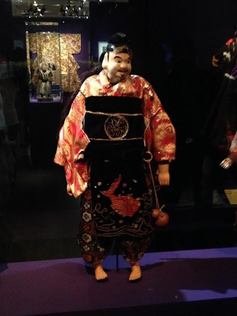 marionnette japonaise