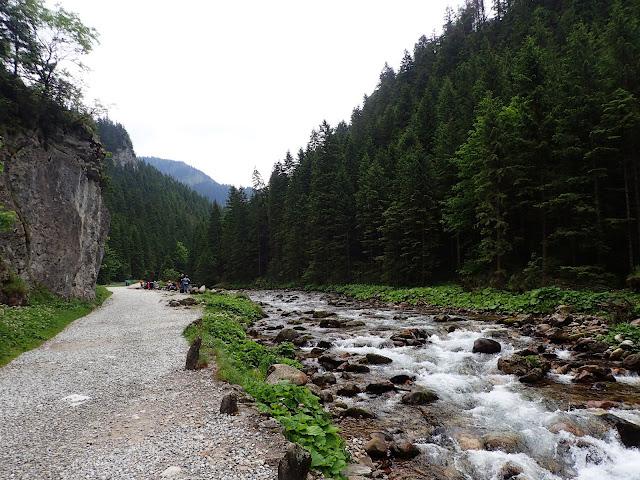 Szlak przez Dolinę Kościeliską