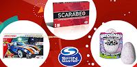 Logo Concorso ''Super!Natale'': vinci gratis ogni giorno  Auto Meccano, Scarabeo e Hatchimals Glitter