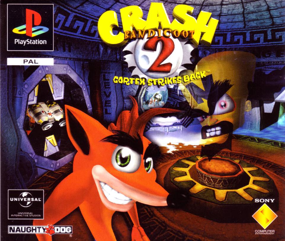 crash bandicoot 2 تحميل لعبة